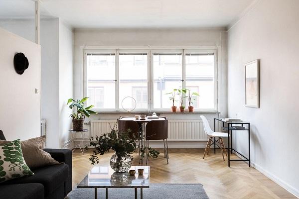Luce e aria in casa